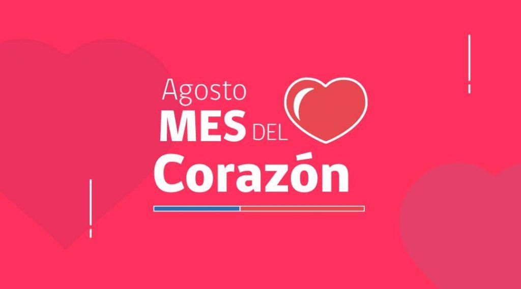 Agosto Mes del Corazon 2020